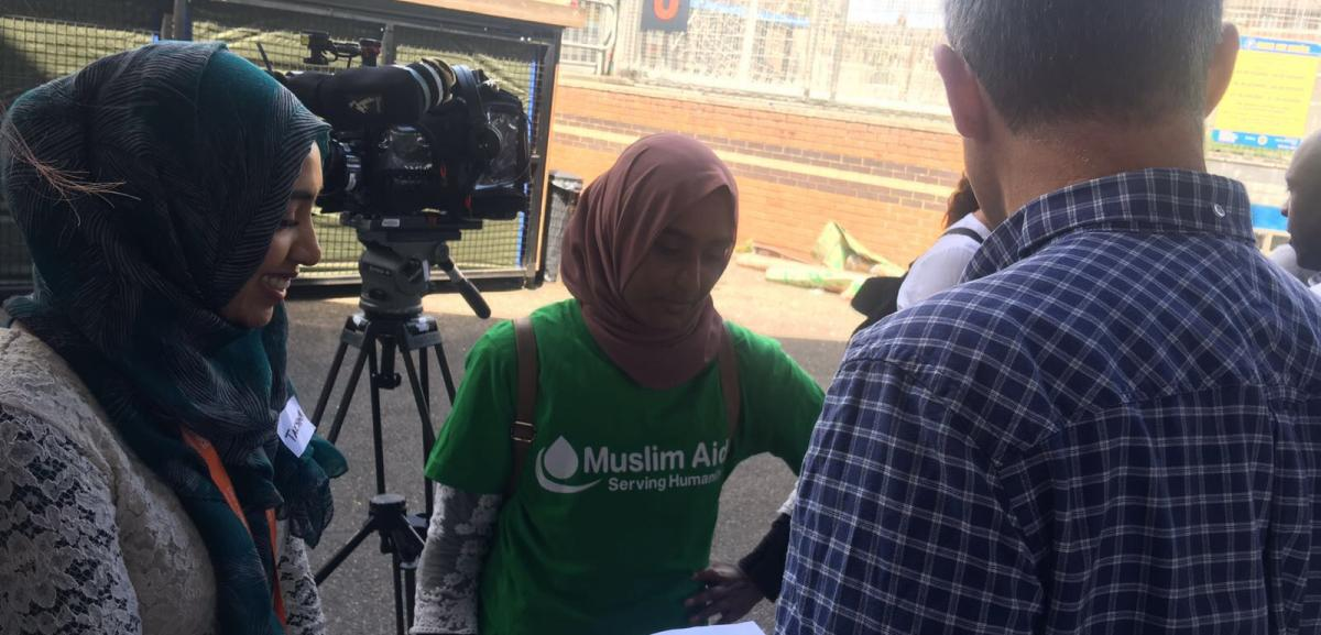 Lotifa Begum's reflections on the Grenfell Tower tragedy