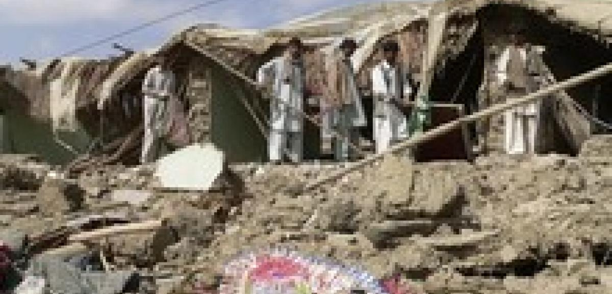 Muslim Aid Launches Appeal for Pakistan Earthquake