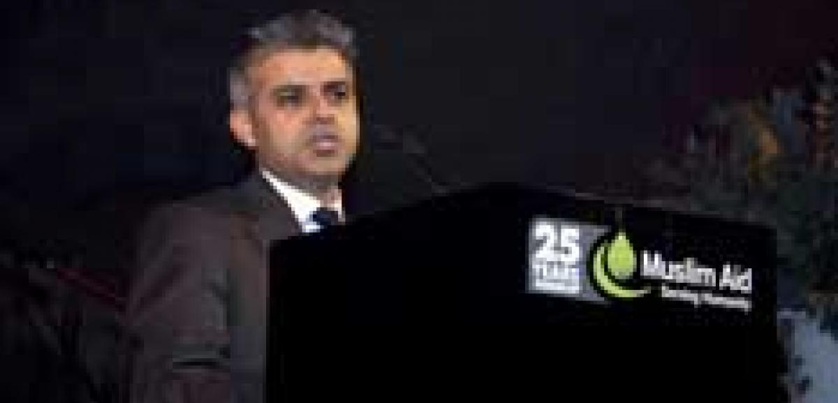 Sadiq Khan MP, Minister of State for Transport also addressed guests at the event.