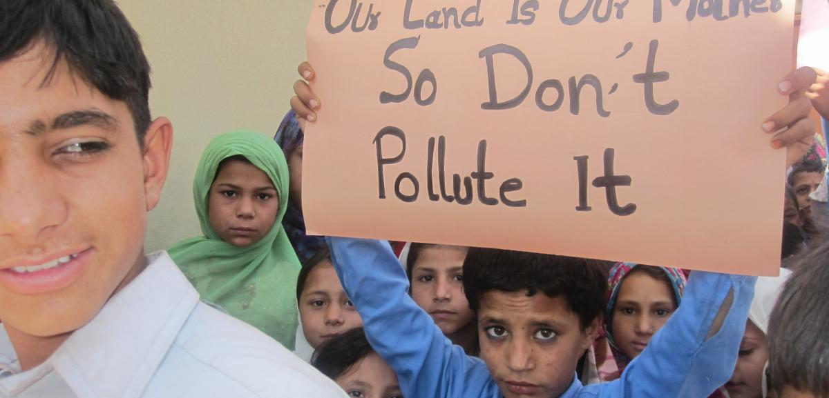 WORLD ENVIRONMENT DAY, PAKISTAN