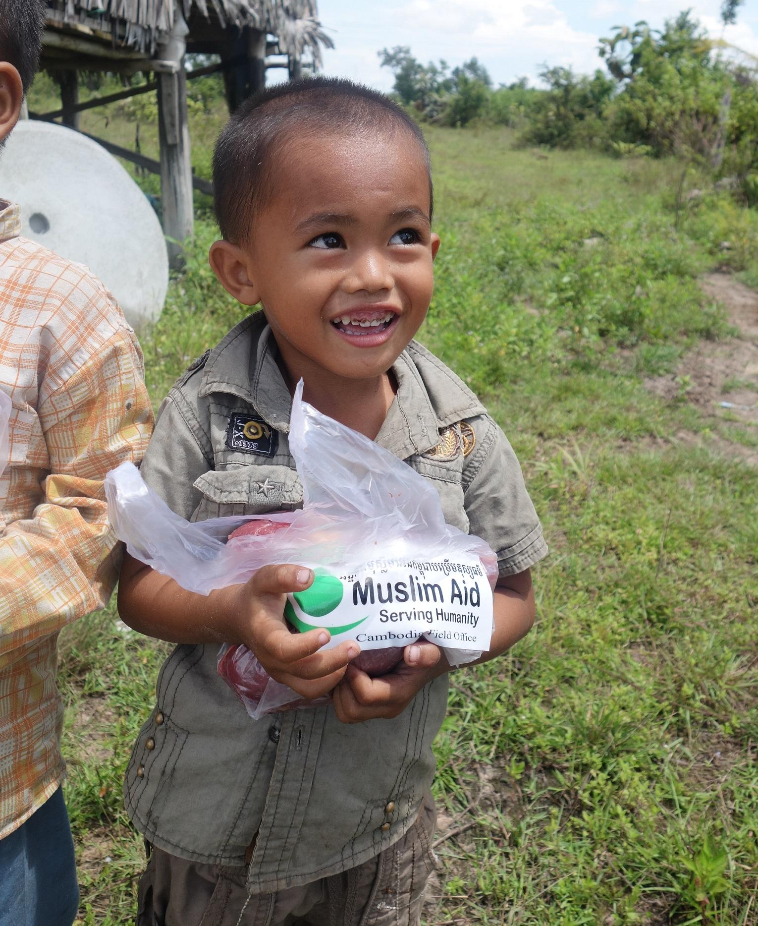 Qurbani 2014: What You Achieved | Muslim Aid