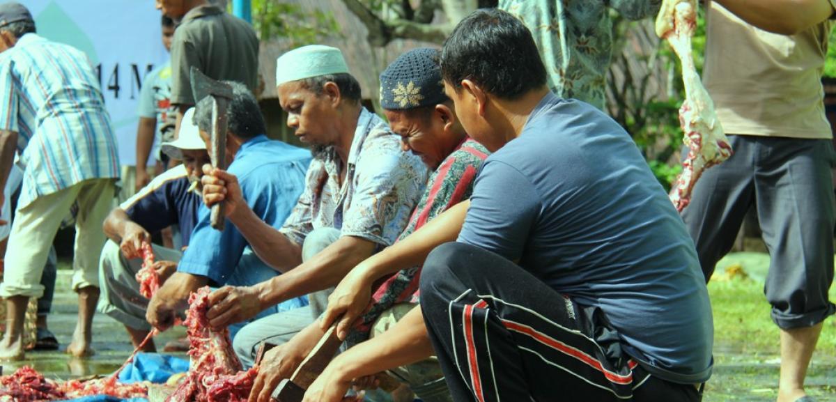 Qurbani Aceh Besar