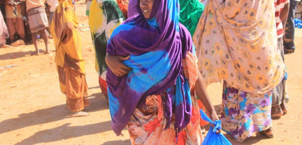 Qurbani in Mogadishu, Somalia
