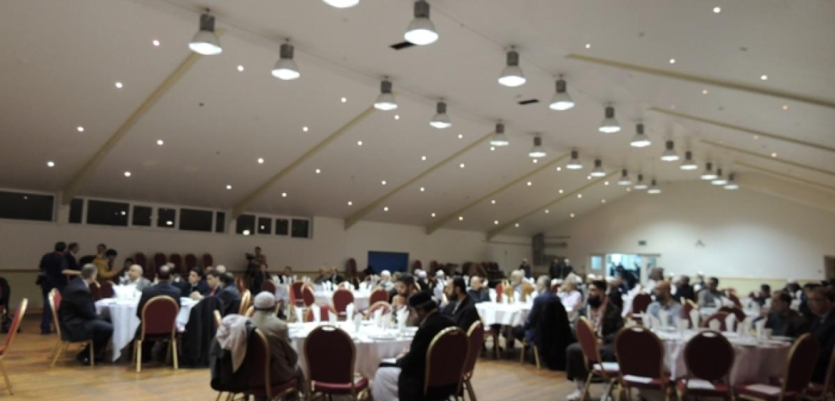 London's Mosque Appreciation event held at Grove Road Hall, Walthamstow