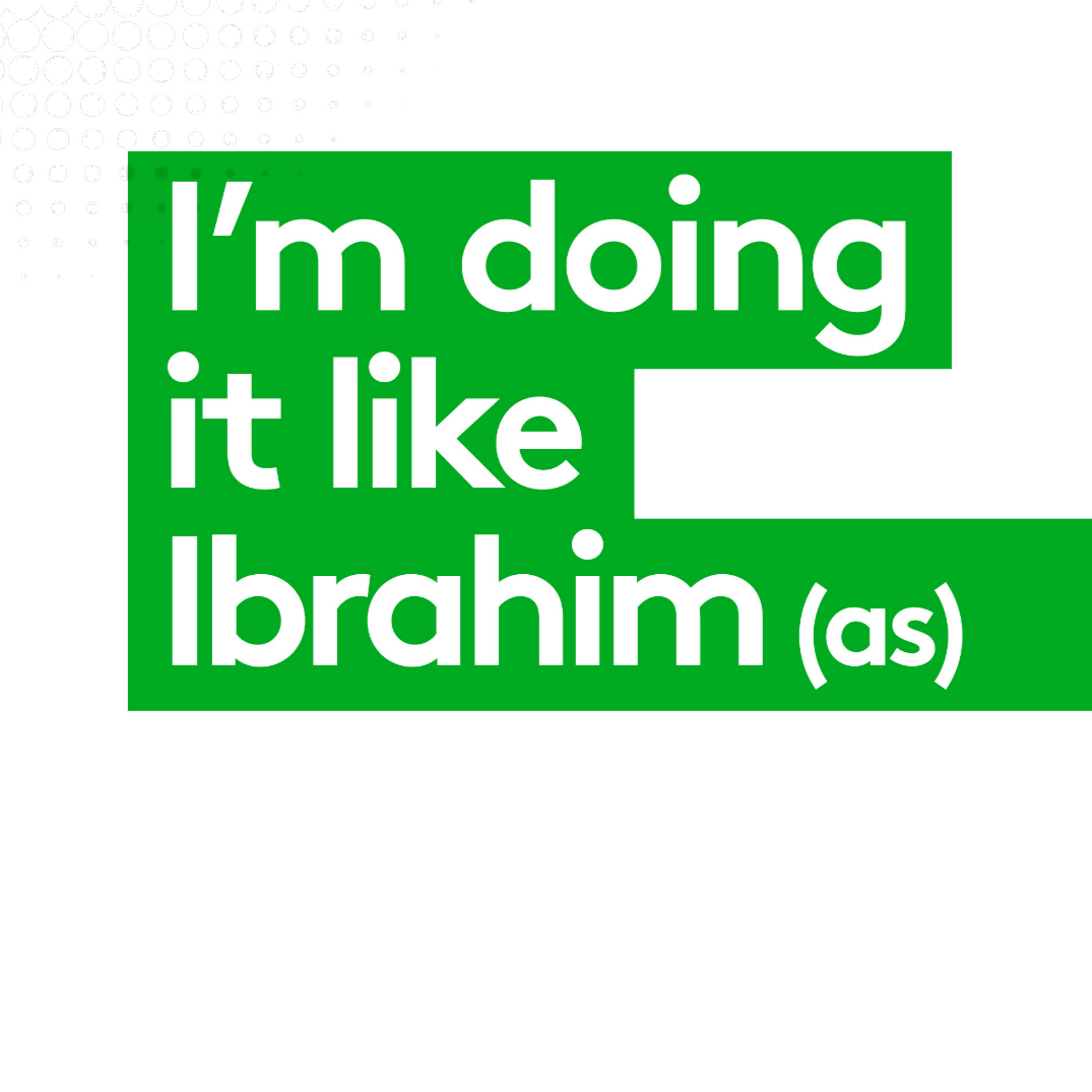 Enabledmuslim New Project Supporting >> Muslim Aid Invites You To Do It Like Ibrahim As And Share The
