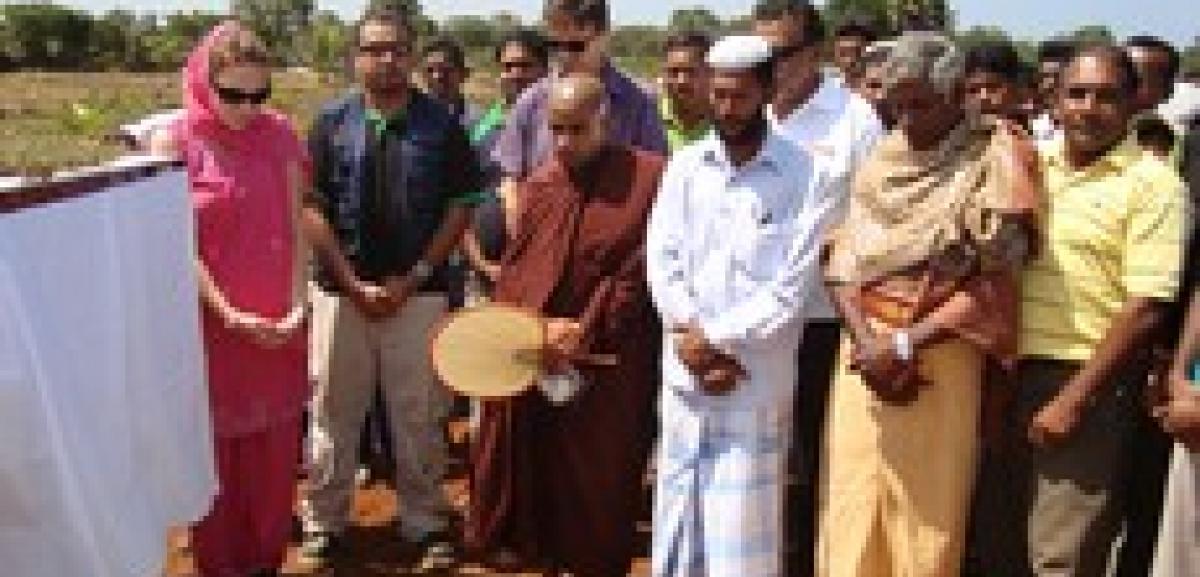 Bringing Communities Closer in Sri Lanka