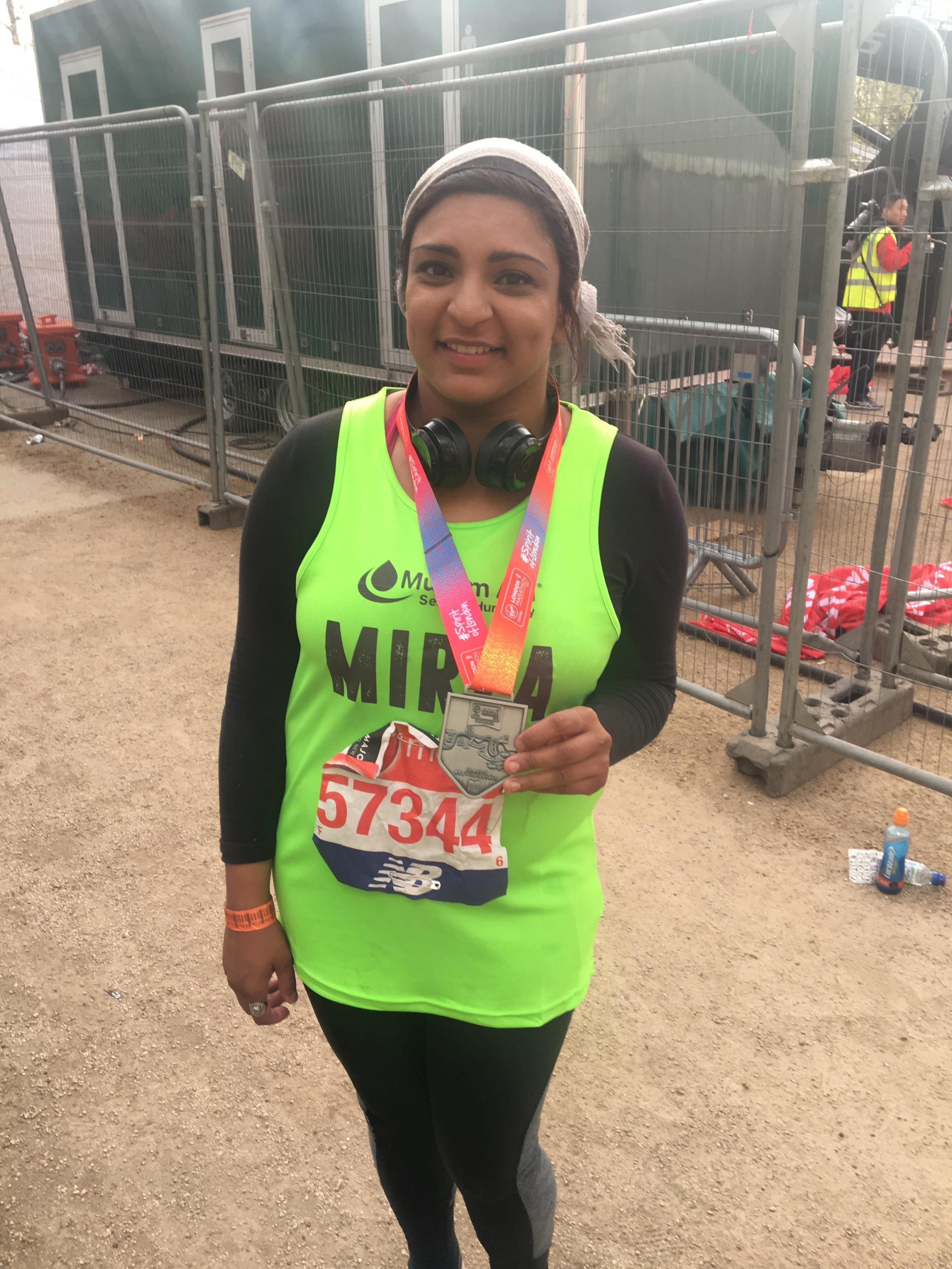 Muslim Aid's 'On The Run' Marathon Team Survived Hottest