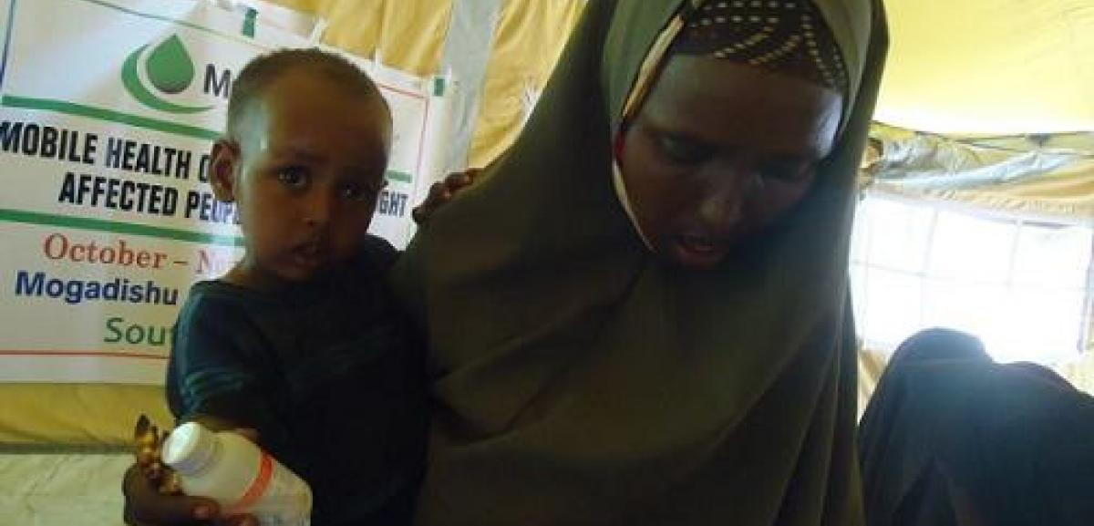 Muslim Aid's Role in Providing Interventions for Neglected Tropical Diseases in Somalia