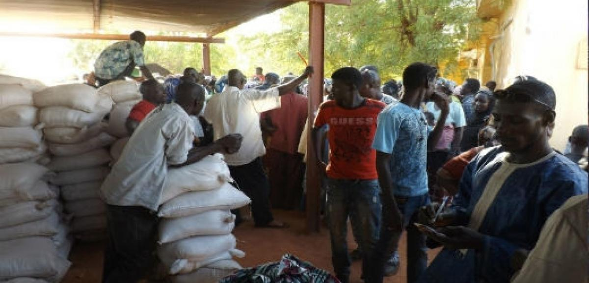 Mali Aid Reaches Over 10,000 Affected