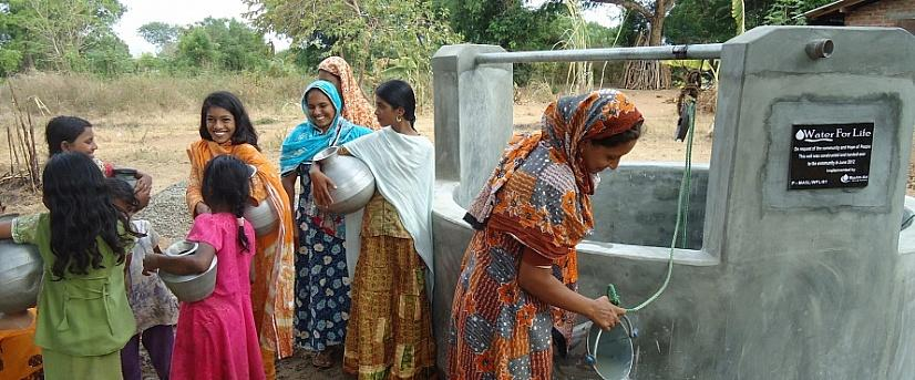 Dig A Well And Make A Difference Muslim Aid