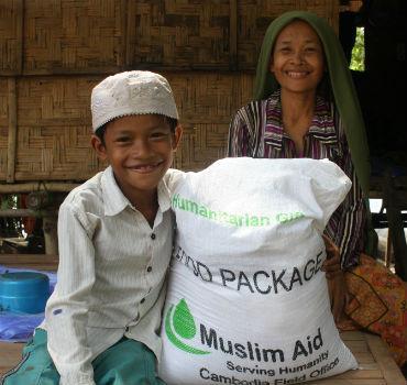Cambodia   Muslim Aid